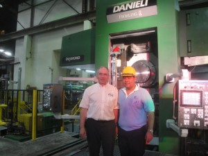 Danieli Diamond Mill at NSA 1
