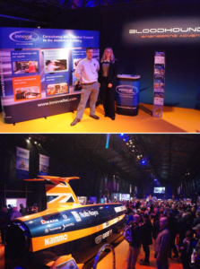 land speed record exhibition