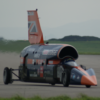 Land speed record one step closer!
