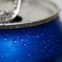 polymer coatings on cans